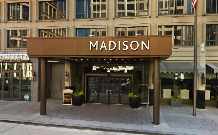 The Madison Hotel - 1177 15th Street NW